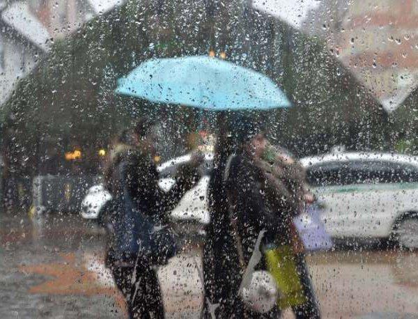 Uma nova frente fria no ES de trazer chuva