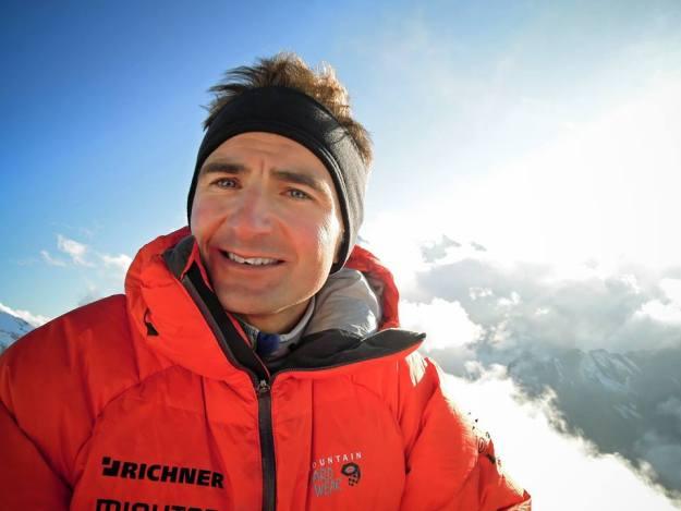 Resultado de imagem para O alpinista suíço Ueli Steck