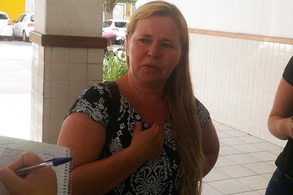 Rosana Stabenow Dal'orto, 43 anos, chegou a alertar a mãe biológica do adolescente sobre o comportamento do jovem