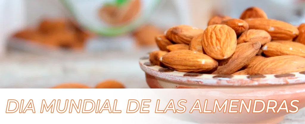 16 de Febrero. Día mundial de las Almendras.