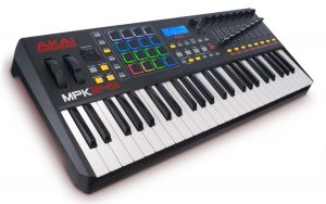 best midi keyboard - akai mpk261