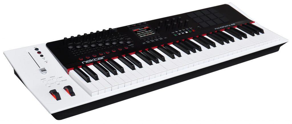 Nektar Panorama P6 61-key MIDI Controller Keyboard