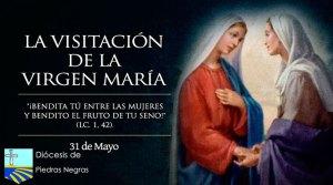 """Hoy es la Fiesta de la Visitación de María: """"¡Bendita tú entre las mujeres!"""""""