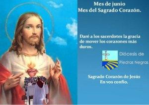 MES DE JUNIO, MES DEL SAGRADO CORAZÓN