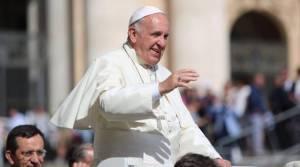 """Francisco en audiencia general: """"El cristiano no excluye a nadie, tiene sitio para todos"""""""
