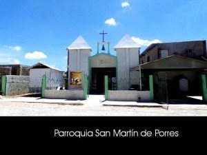 SAN MARTÍN DE PORRES (ACUÑA)