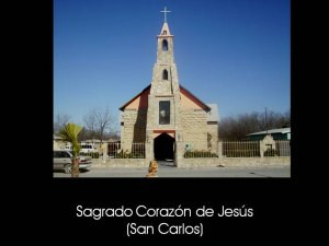 SAGRADO CORAZÓN DE JESÚS (SAN CARLOS)