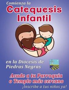 COMIENZA LA CATEQUESIS INFANTIL EN LA DIÓCESIS DE PIEDRAS NEGRAS