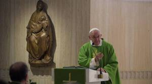 Hemos sido elegidos, soñados y perdonados por Dios, afirma el Papa