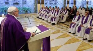 Papa Francisco: Quien no conoce la ternura de Dios está perdido