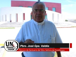 VIDEO: UN MINUTO POR FAVOR: COMPARTE TU EXPERIENCIA CON DIOS