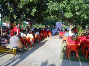 GALERÍA: SANTA MARÍA DE GUADALUPE LLEVA A CABO FIESTA DE PENTECOSTÉS