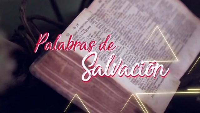 VÍDEO: PALABRAS DE SALVACIÓN 11 DE AGOSTO