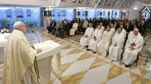 """El Papa Francisco pide rezar por los gobernantes, porque """"no hacerlo es pecado"""""""