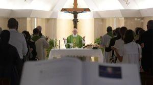 El Papa invita a los cristianos a no bajar la guardia frente a los fariseos de hoy