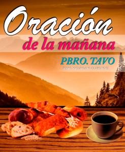 ORACIÓN DE LA MAÑANA (MIÉRCOLES)