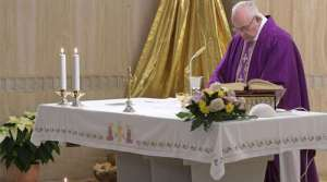 El Papa invita a aprender a soñar como soñaba San José, el