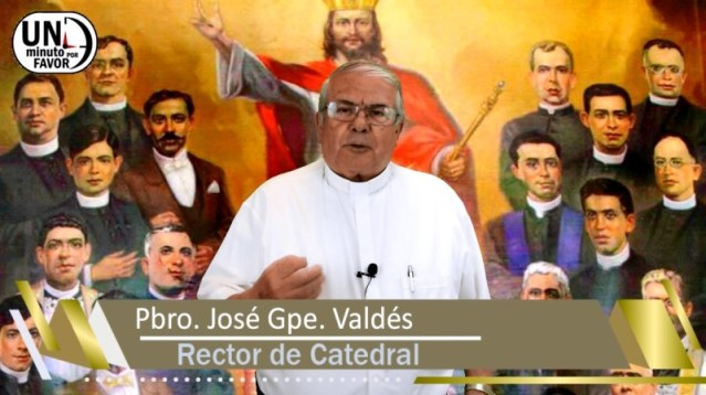 "VIDEO: UN MINUTO POR FAVOR ""TESTIMONIO DE VIDA"""