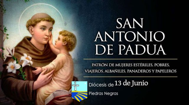 """Hoy es fiesta de San Antonio de Padua, el """"santo de todo el mundo"""""""