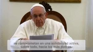 Video#6 intenciones de oración 2019: El Papa pide rezar por los sacerdotes