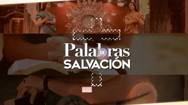 VIDEO: PALABRAS DE SALVACIÓN 18 DE JULIO