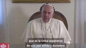 VIDEO: El Papa Francisco pide paz para toda África a pocos días de su visita a Mozambique