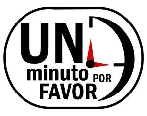 """VIDEO: UN MINUTO POR FAVOR """"MIGRANTES"""""""