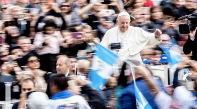 Catequesis del Papa Francisco sobre San Pablo como ejemplo de inculturación