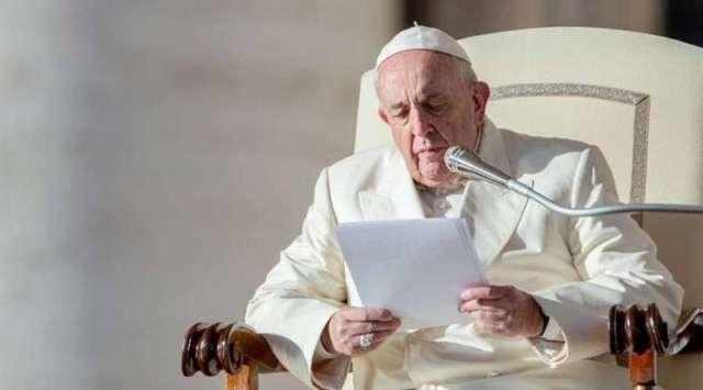 El Papa afirma que la fe en Cristo es incompatible con la magia
