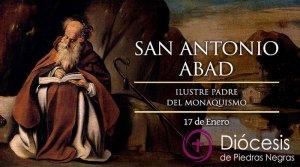 Hoy se celebra a San Antonio Abad, ilustre padre de los monjes cristianos