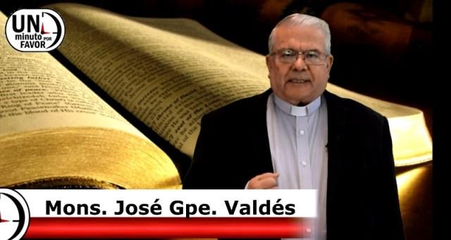 """VIDEO: UN MINUTO POR FAVOR """"CELEBREMOS EL DOMINGO DE LA PALABRA DE DIOS"""""""