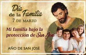 PASTORAL FAMILIAR INVITA A CELEBRAR EL DÍA DE LA FAMILIA