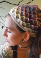Dragon Scale Head Kerchief