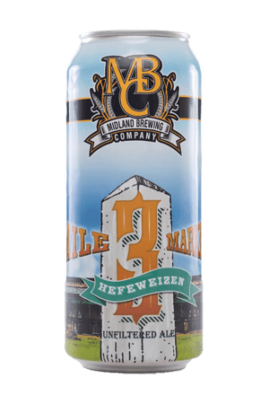 Three Mile Marker Hefeweizen