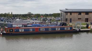 Bosworth Marina Canal Boat Hire Midland Mallard