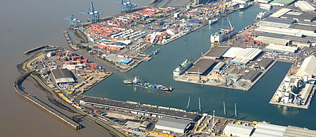 Waterways # 4: Port of Tilbury