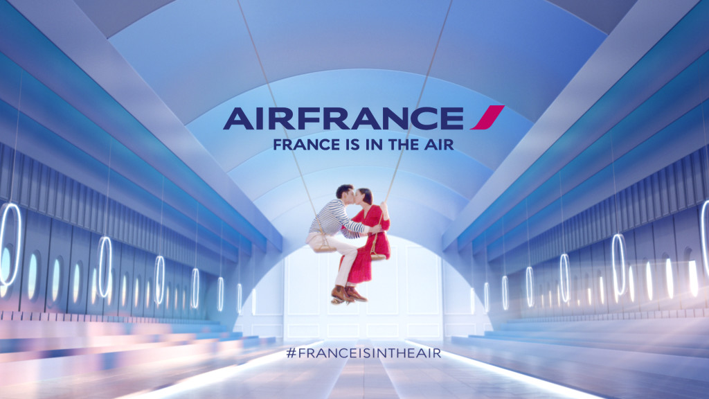 Air France: France is in the air 2015