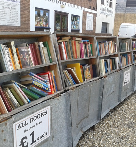 Hay-on-Wye : The Town of Books