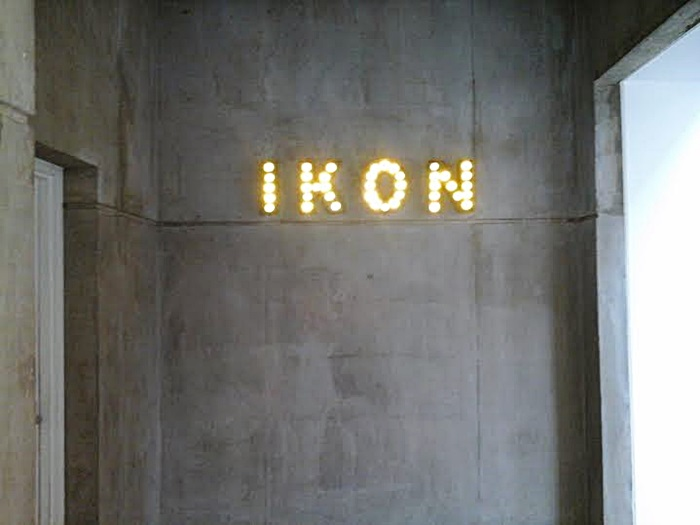Brum Facts # 1:  about the lift at Ikon Gallery