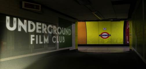 London Underground to host ultimate pop-up cinema