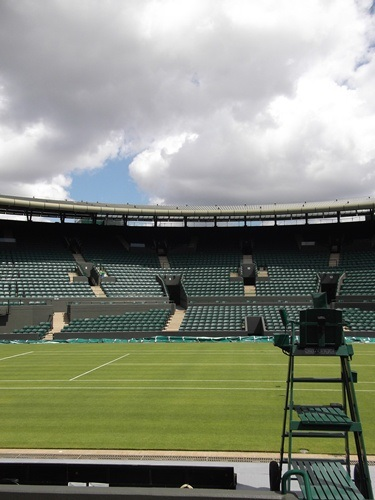 A Guided Tour @ Wimbledon