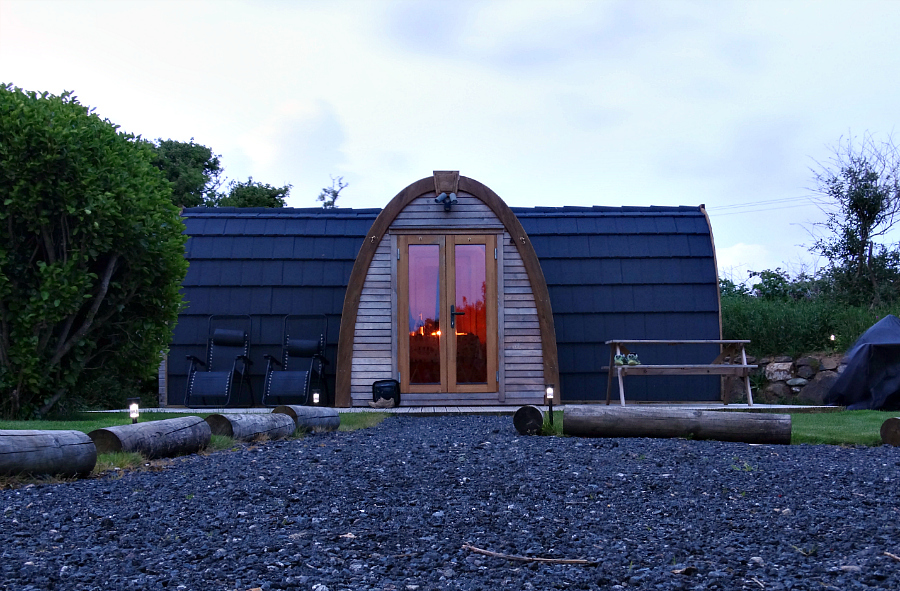 The Hideaway Glamping Pod | Cornwall