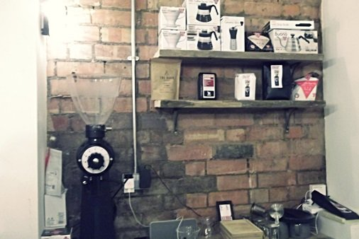 Coffee tasting at Faculty | Birmingham