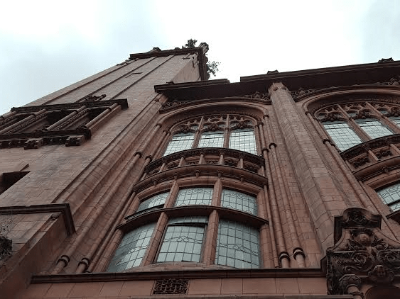 Hidden Places: Methodist Central Hall