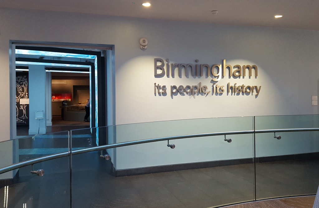 Birmingham: its people, its history