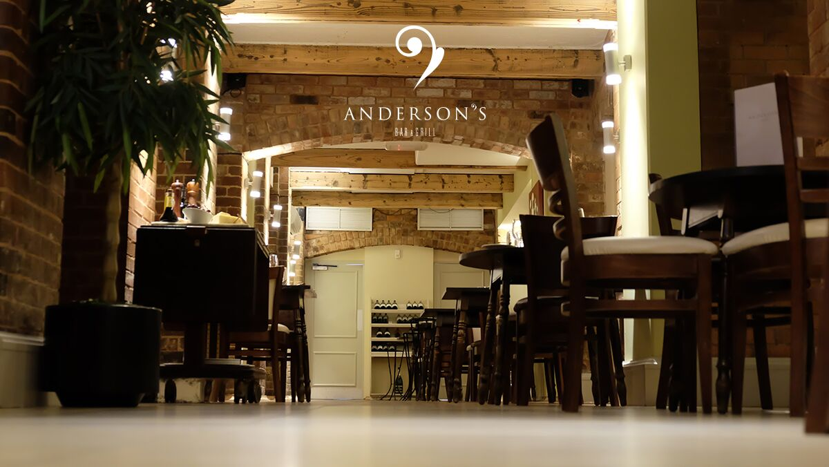 Interview | Dan Anderson – Anderson's Bar & Grill