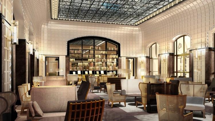 Hotel Lutetia | Paris
