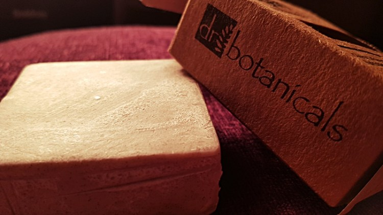Coconut Oil Rejuvenating Body Exfoliating Bar | Dr. Botanicals