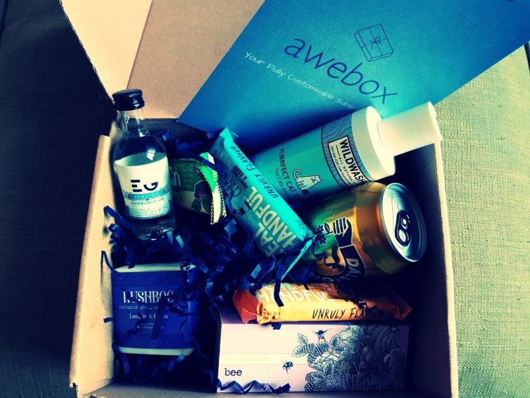 Customisable Subscription Box | Awebox Review