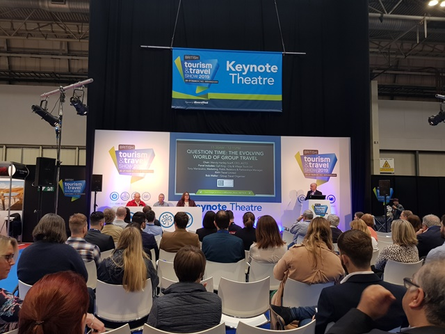 British Tourism & Travel Show 2019 Highlights